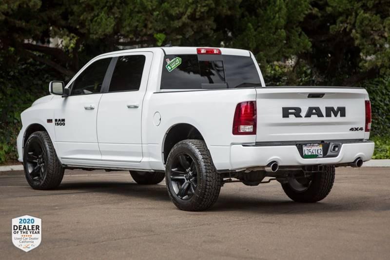 RAM Ram Pickup 1500 2018 price $34,870