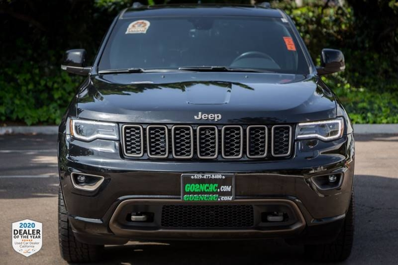 Jeep Grand Cherokee 2017 price $26,670