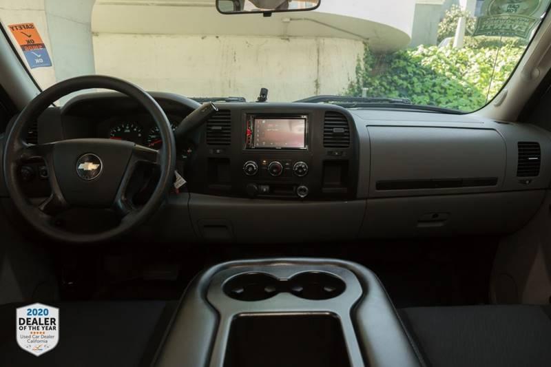 Chevrolet Silverado 1500 2010 price $10,500