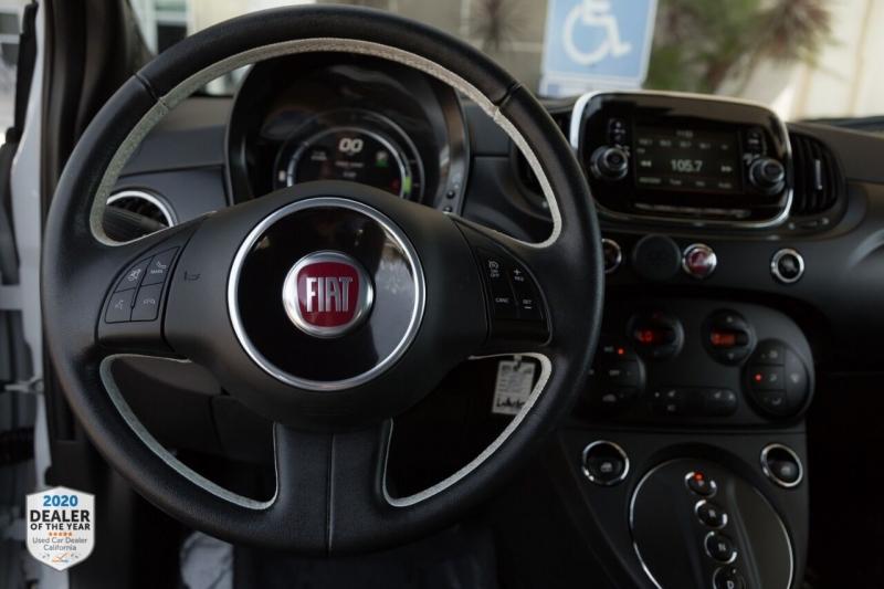FIAT 500e 2017 price $8,910