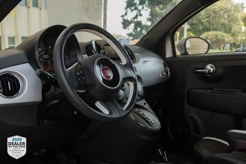 FIAT 500e 2017 price $9,790