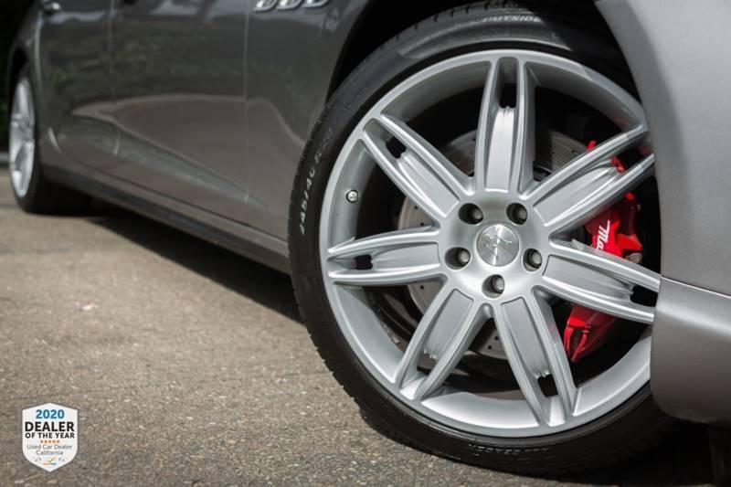 Maserati Quattroporte 2016 price $35,500