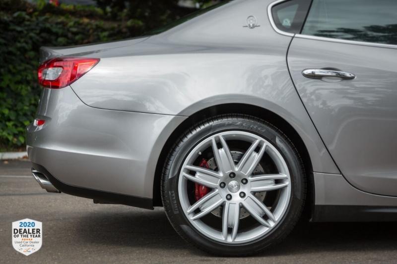 Maserati Quattroporte 2016 price $35,200