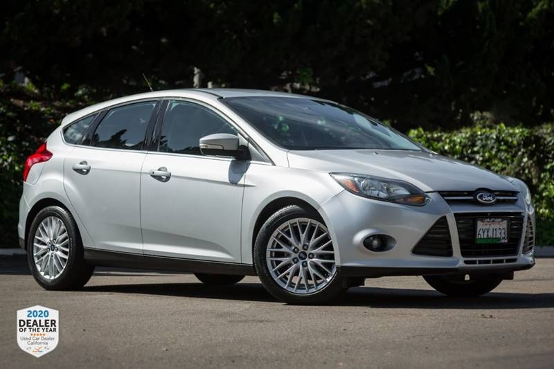 Ford Focus 2013 price $4,990