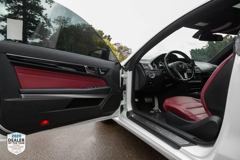 Mercedes-Benz E-Class 2016 price $21,700