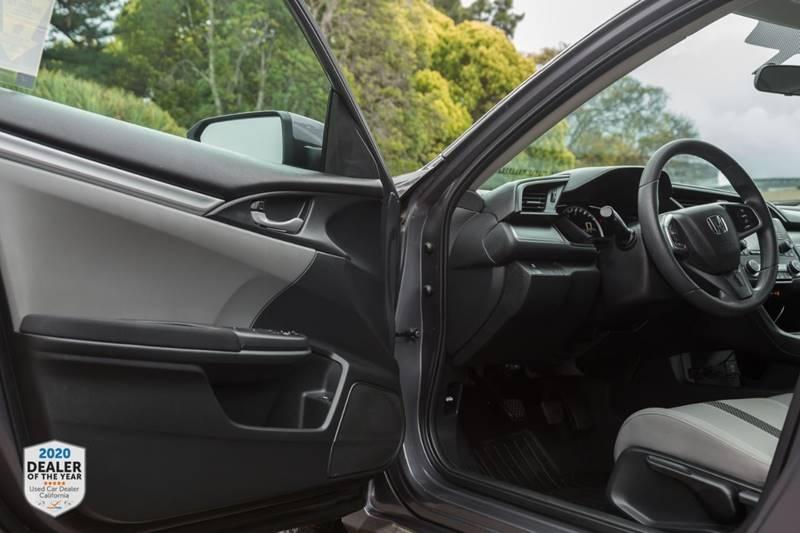 Honda Civic 2017 price $16,700
