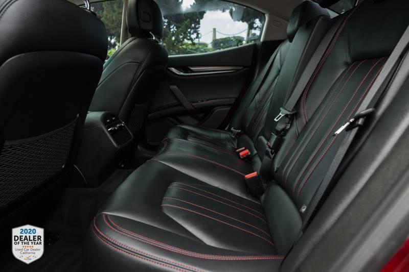 Maserati Ghibli 2016 price $31,700