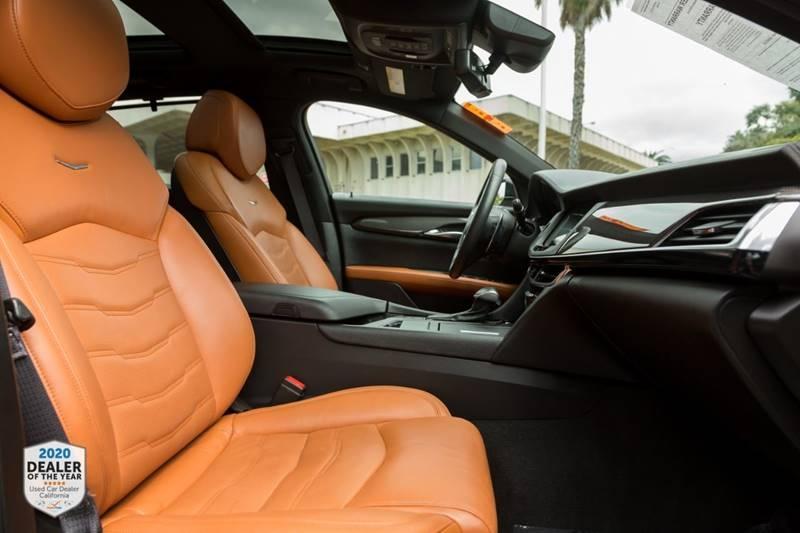 Cadillac CT6 2016 price $32,700