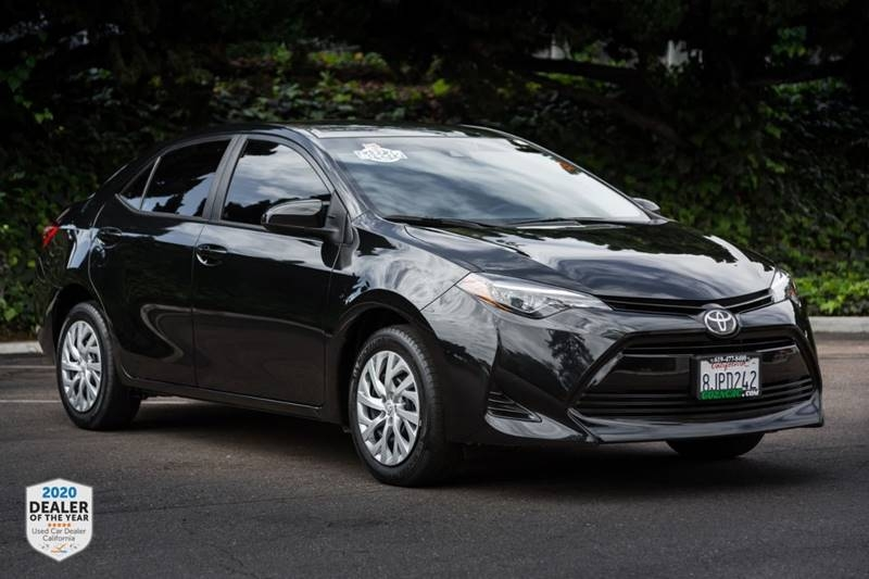Toyota Corolla 2019 price $16,900
