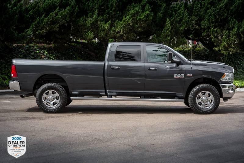 RAM Ram Pickup 2500 2017 price $34,900
