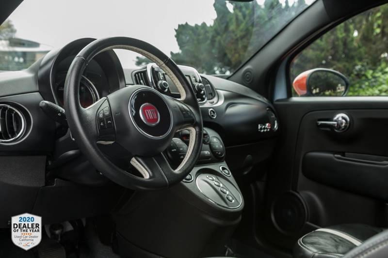 FIAT 500e 2017 price $9,650