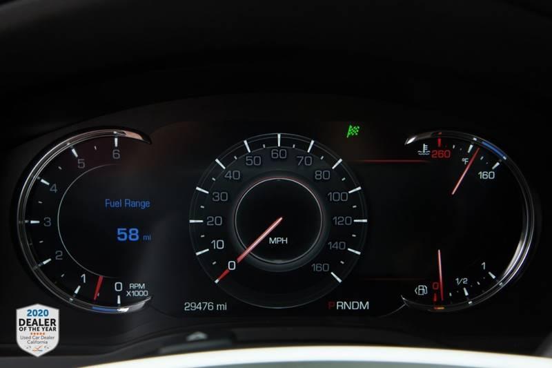 Cadillac Escalade 2016 price $42,700