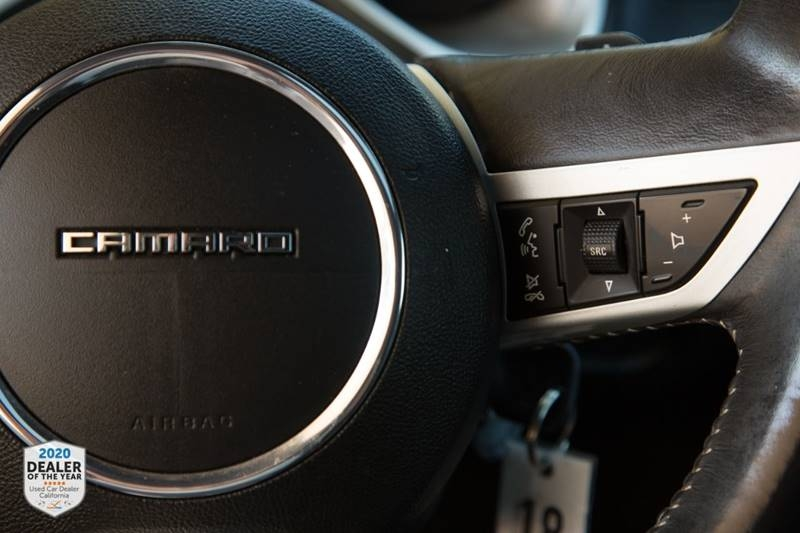 Chevrolet Camaro 2010 price $13,990