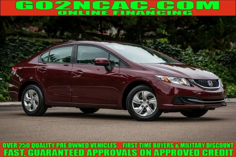 Honda Civic 2015 price $12,900