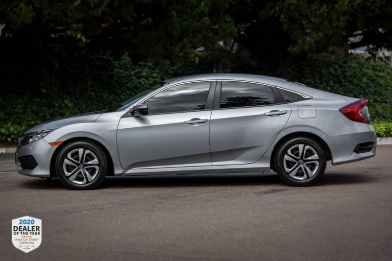 Honda Civic 2018 price $16,900