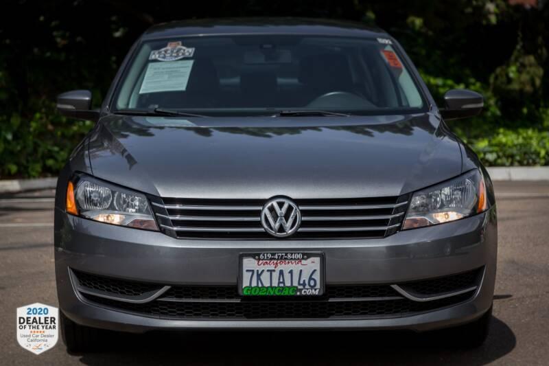 Volkswagen Passat 2015 price $8,990