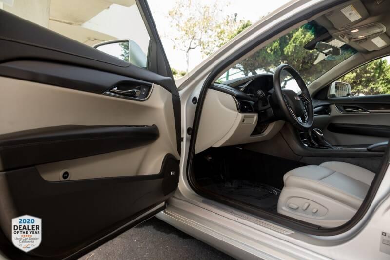 Cadillac ATS 2018 price $21,900