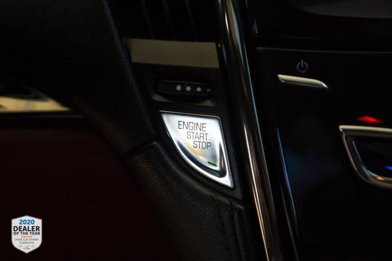 Cadillac ATS 2014 price $15,720