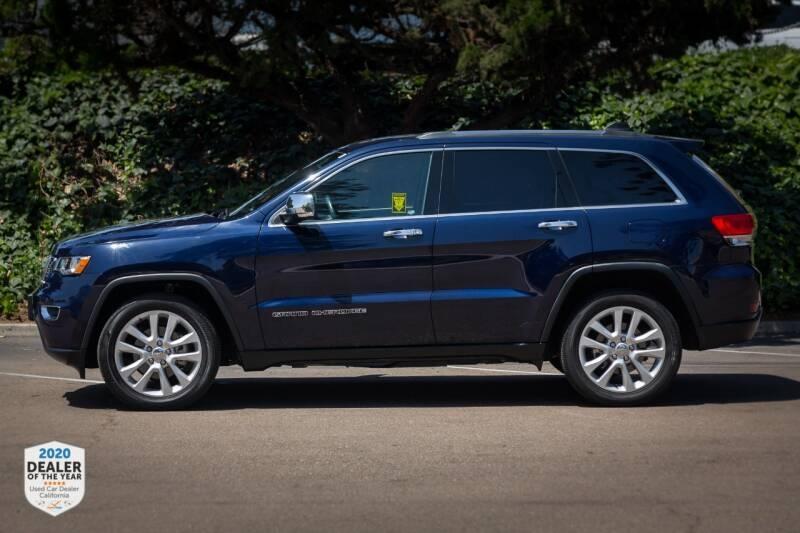Jeep Grand Cherokee 2017 price $24,900