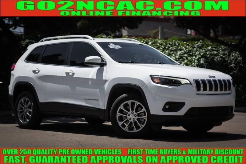 Jeep Cherokee 2019 price $17,212