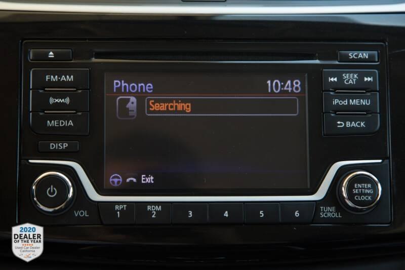 Nissan Sentra 2018 price $13,600