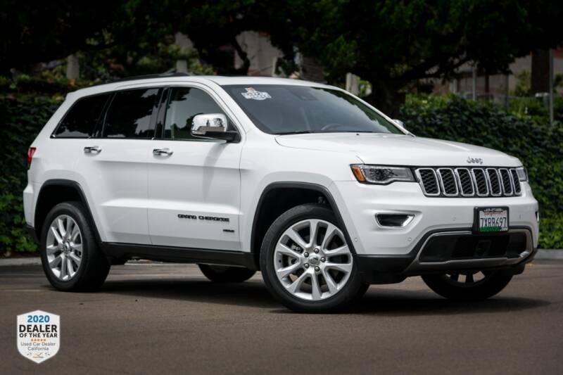 Jeep Grand Cherokee 2017 price $26,900