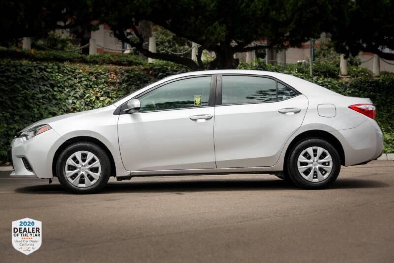 Toyota Corolla 2016 price $11,900