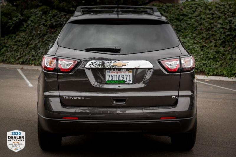 Chevrolet Traverse 2017 price $22,960