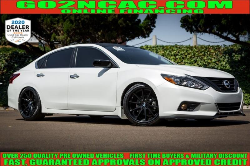 Nissan Altima 2018 price $17,700