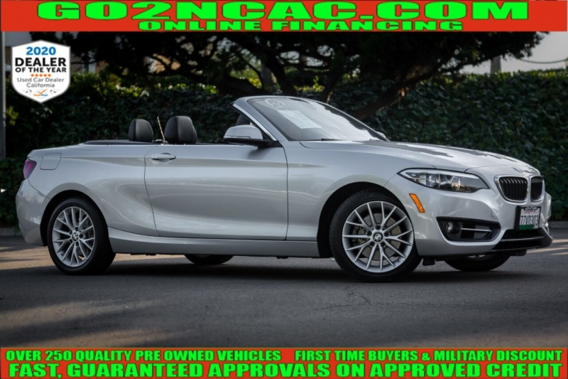 BMW 2 Series 2016 price $19,940