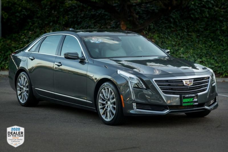 Cadillac CT6 2017 price $32,850