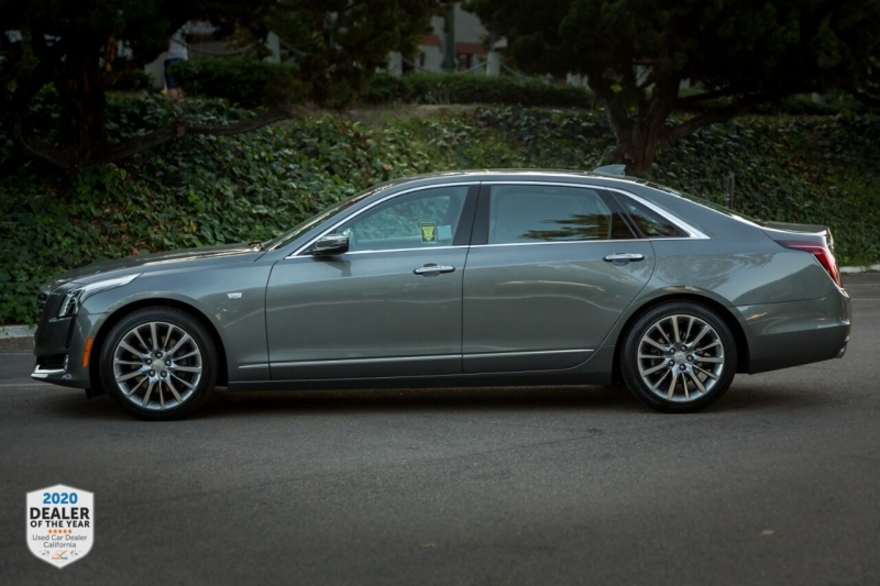Cadillac CT6 2017 price $37,900