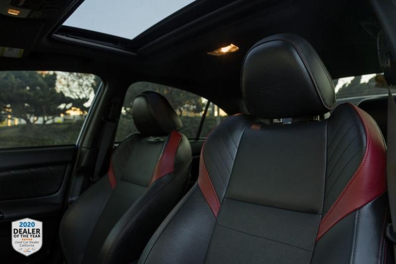 Subaru WRX 2017 price $35,900