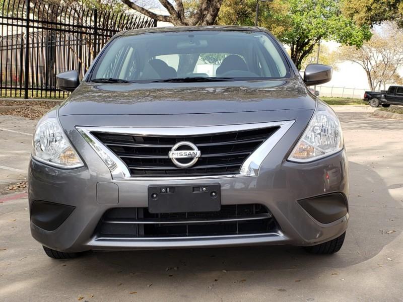 Nissan Versa 2016 price $5,900