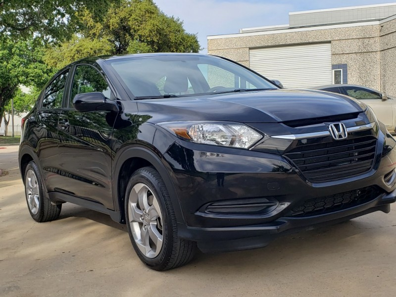 Honda HR-V 2016 price $14,599