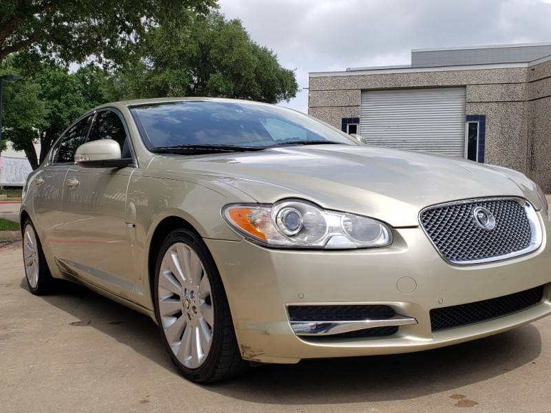 Jaguar XF 2009 price $8,231