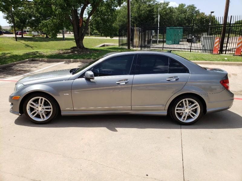 Mercedes-Benz C-Class 2012 price $10,620
