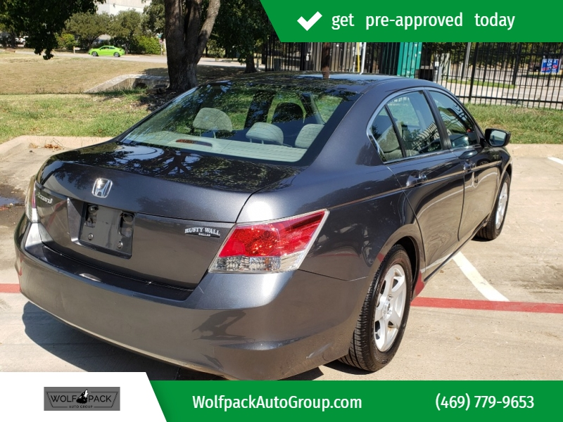 Honda Accord Sdn 2010 price $9,575