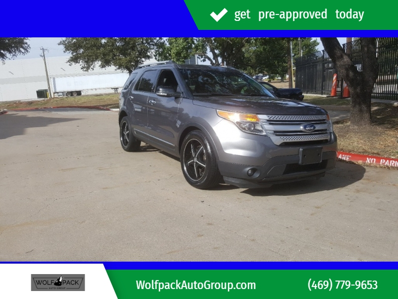 Ford Explorer 2013 price $11,609