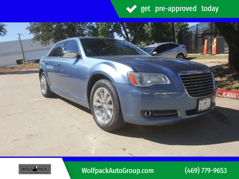 Chrysler 300-Series 2011 price $9,393