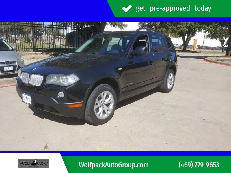 BMW X3 2010 price $9,629