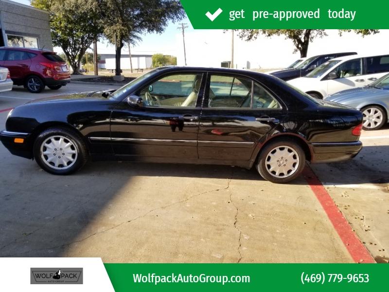 Mercedes-Benz E320 1998 price $4,999