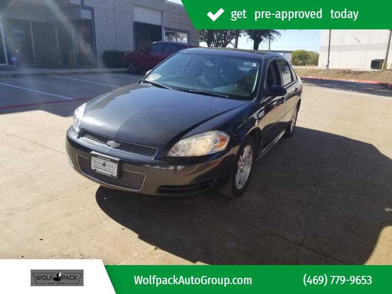 Chevrolet Impala 2013 price $5,492