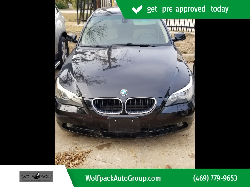 BMW 5-Series 2005 price $7,999