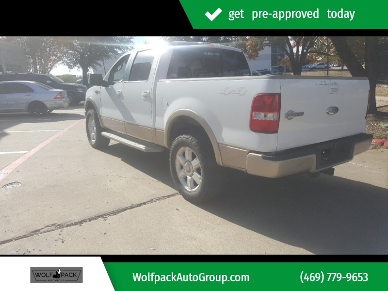 Ford F-150 2008 price $7,737
