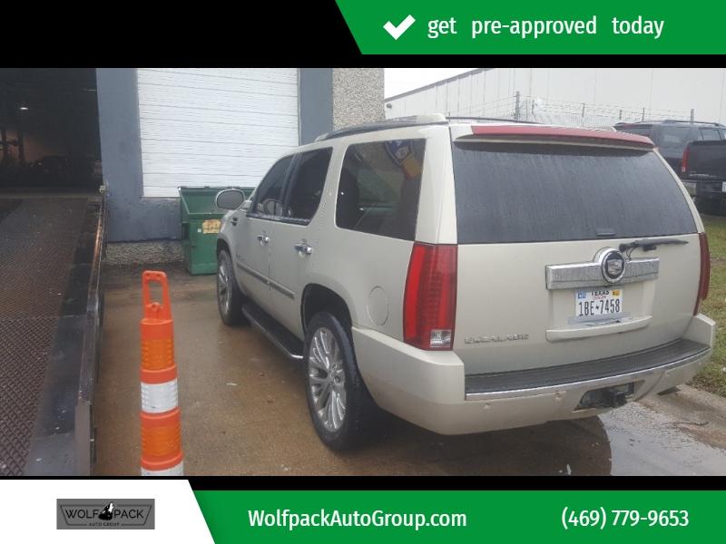 Cadillac Escalade 2007 price $10,900