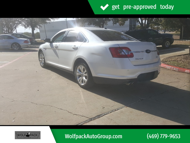 Ford Taurus 2012 price $6,882
