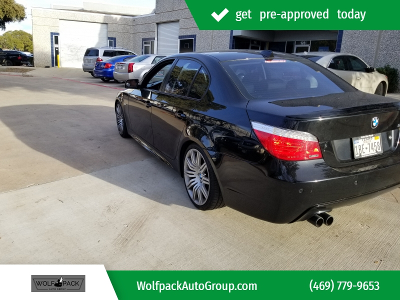 BMW 5-Series 2008 price $9,882