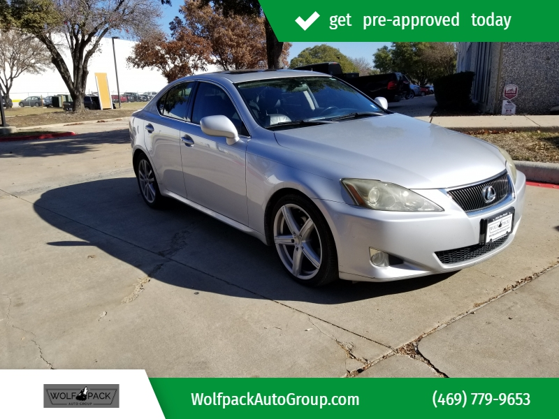 Lexus IS 250 2006 price $9,300