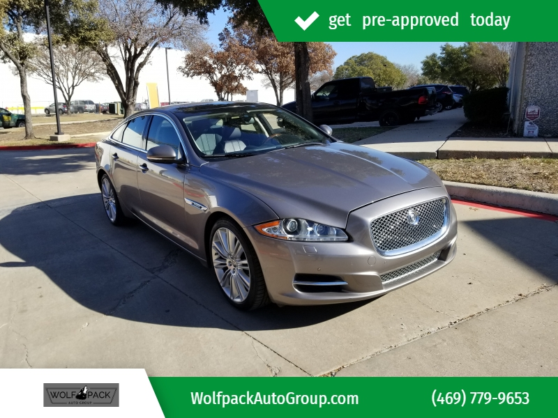 Jaguar XJ 2011 price $16,500